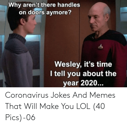 Jokes: Coronavirus Jokes And Memes That Will Make You LOL (40 Pics)-06