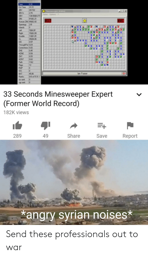 1 1 2 Catapul Filth | Minesweeper Meme on awwmemes com