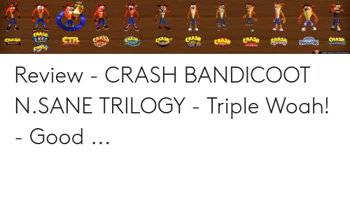 🐣 25+ Best Memes About Crash Bandicoot Banner Meme | Crash