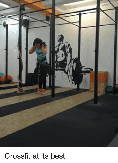 Best, Crossfit, and Its: Crossfit at its best