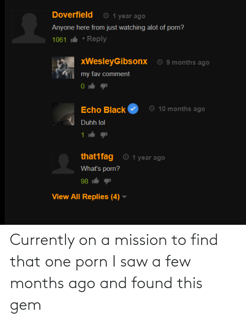 a-few-months: Currently on a mission to find that one porn I saw a few months ago and found this gem