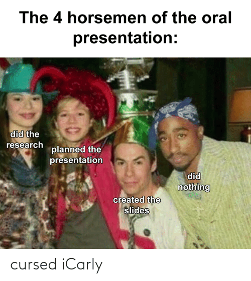 iCarly: cursed iCarly