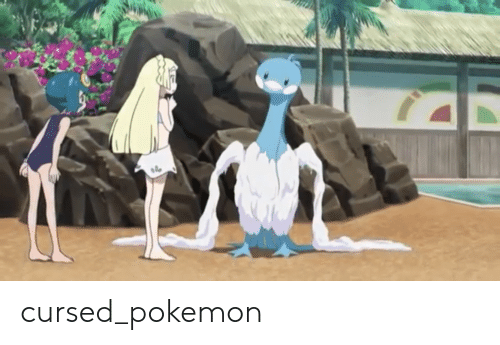 Pokemon and Cursed: cursed_pokemon