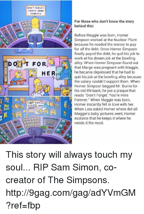 Rip Sam Simon