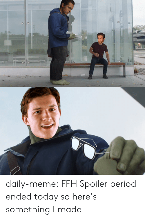 spoiler: daily-meme:  FFH Spoiler period ended today so here's something I made