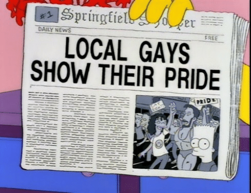 Locale: DAILY NEWS  FREE  LOCAL GAYS  SHOW THEIR PRIDE  PRIDE