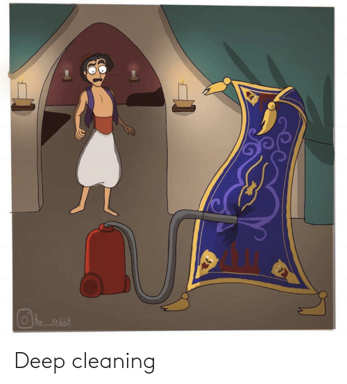 cleaning: Deep cleaning