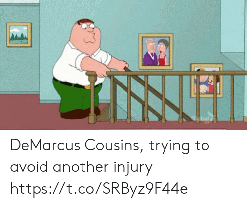 DeMarcus Cousins, Sports, and Another: DeMarcus Cousins, trying to avoid another injury https://t.co/SRByz9F44e