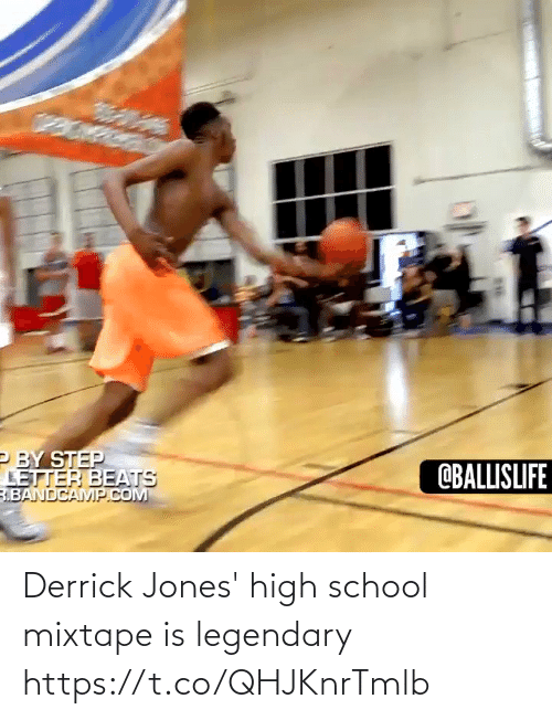 legendary: Derrick Jones' high school mixtape is legendary https://t.co/QHJKnrTmlb