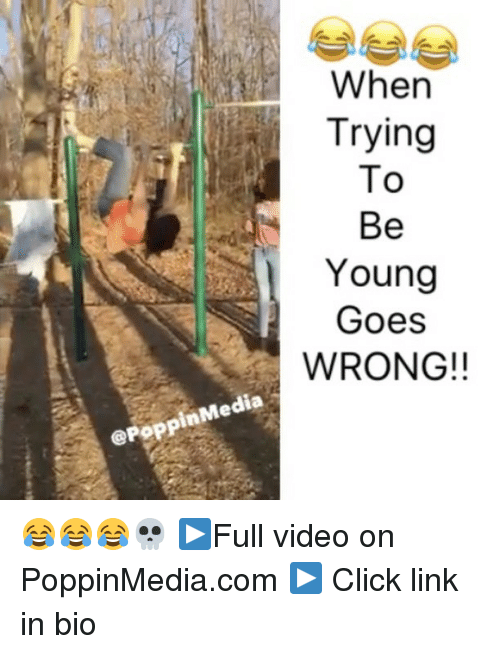 Poppies: dia  inMe  Poppi  When  Trying  To  Be  Young  Goes  WRONG!! 😂😂😂💀 ▶Full video on PoppinMedia.com ▶ Click link in bio