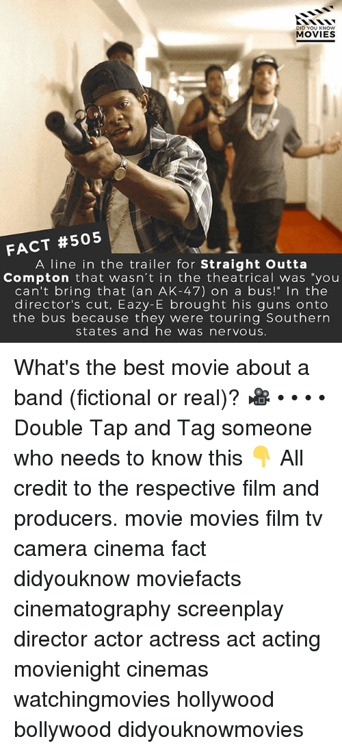 """Bollywood: DID YOU KNOW  MOVIES  FACT #505 