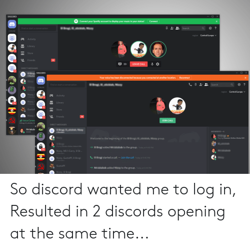 DISCORD Connect Your Spotify Account to Display Your Music in Your