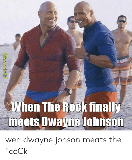 25 Best Memes About The Rock Finally The Rock Finally Memes