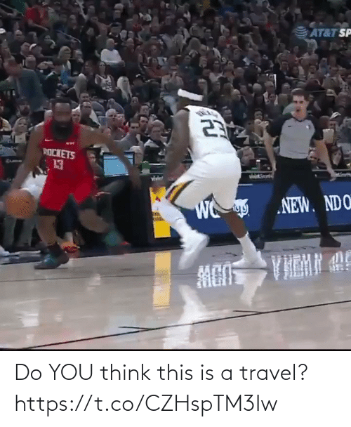 This Is A: Do YOU think this is a travel?  https://t.co/CZHspTM3Iw