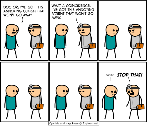 Cyanide And