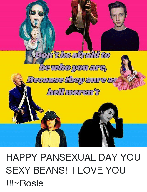 Hot pansexuals