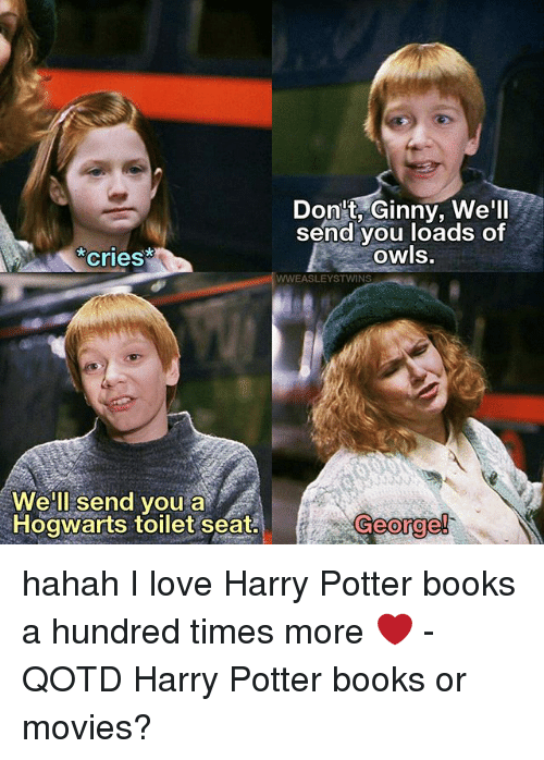We Love Harry Potter!: Well Tell You Why