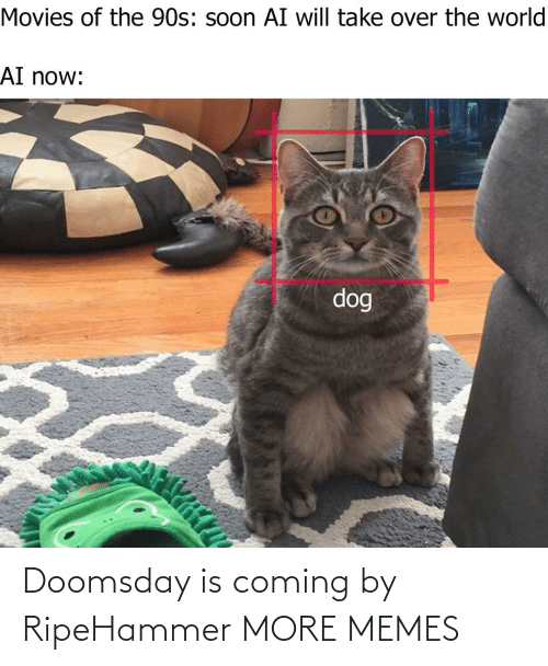 Target: Doomsday is coming by RipeHammer MORE MEMES