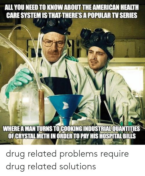 Drug: drug related problems require drug related solutions