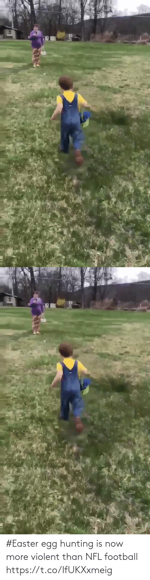Nfl Football: #Easter egg hunting is now more violent than NFL football https://t.co/IfUKXxmeig