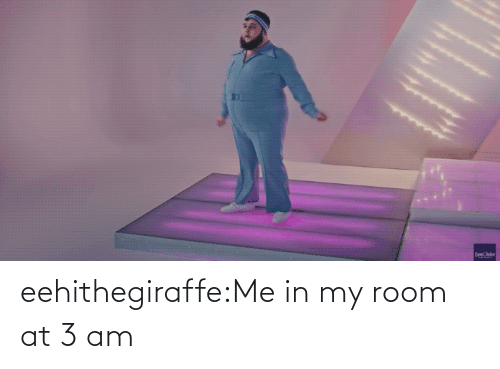 my room: eehithegiraffe:Me in my room at 3 am