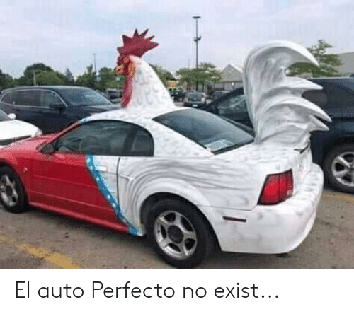 Memes, 🤖, and Auto: El auto Perfecto no exist...