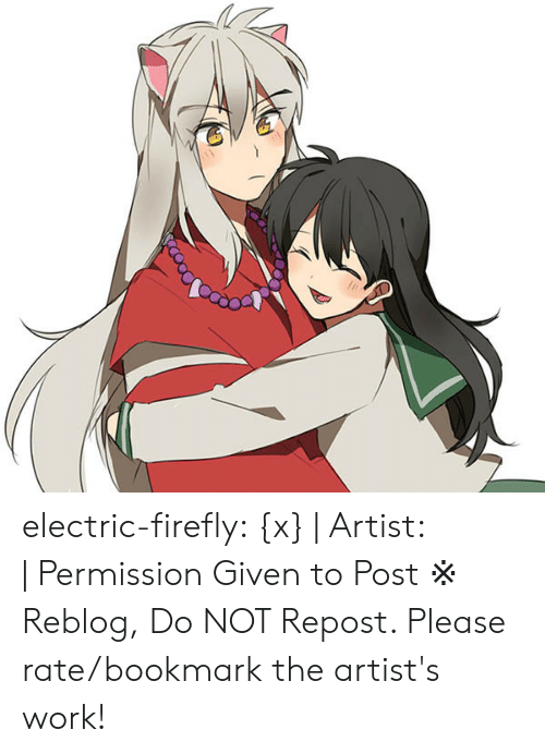 Firefly: electric-firefly:  {x} | Artist: あゆっぺ | Permission Given to Post ※ Reblog, Do NOT Repost. Please rate/bookmark the artist's work!