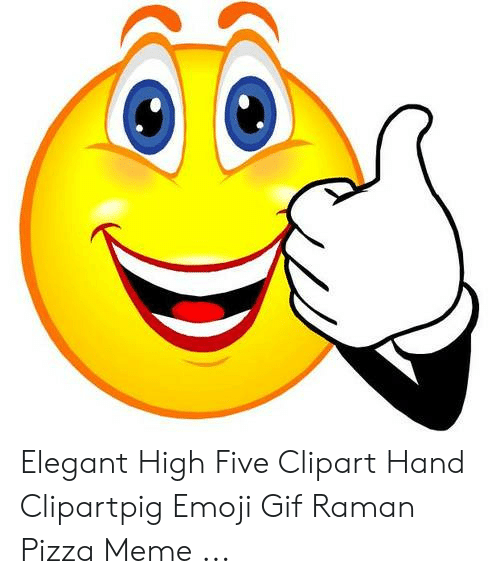 download high five emoji meme gif png gif base download high five emoji meme gif png
