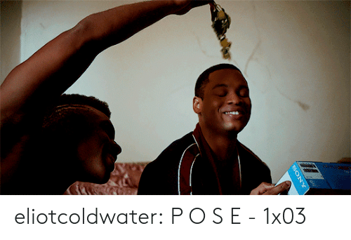 Tumblr, Blog, and Http: eliotcoldwater: P O S E - 1x03