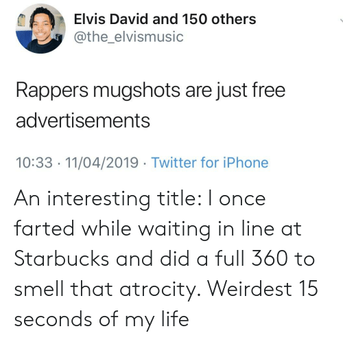 Elvis David and 150 Others Rappers Mugshots Are Just Free