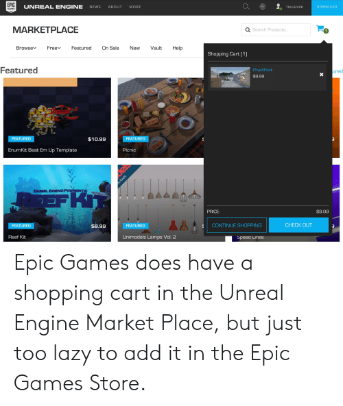 🐣 25+ Best Memes About Unreal Engine | Unreal Engine Memes