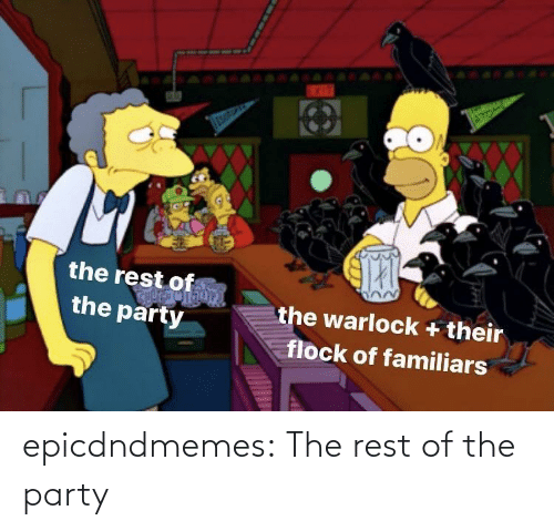 tumblr: epicdndmemes:  The rest of the party