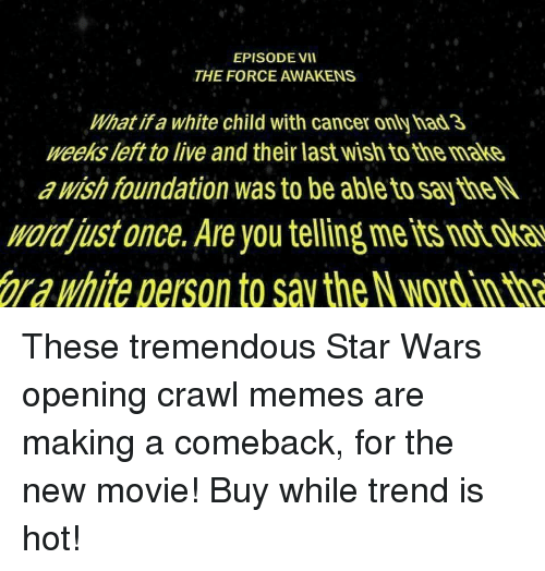 🐣 25+ Best Memes About Star Wars Opening Crawl | Star Wars Opening