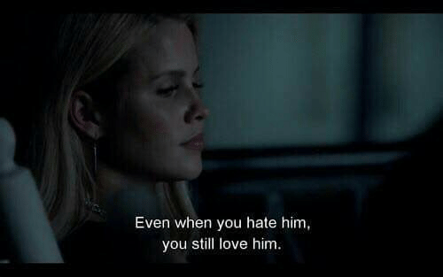Love, Him, and You: Even when you hate him,  you still love him.