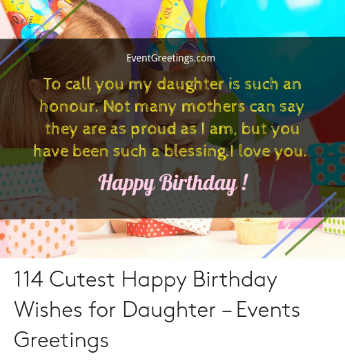🐣 25+ Best Memes About Birthday Wishes for Daughter | Birthday