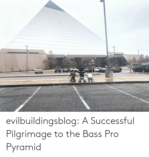 bass: evilbuildingsblog: A Successful Pilgrimage to the Bass Pro Pyramid