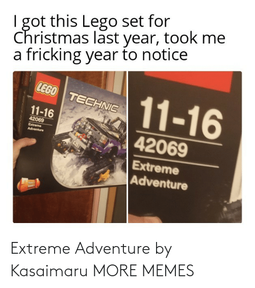 extreme: Extreme Adventure by Kasaimaru MORE MEMES