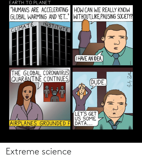 extreme: Extreme science