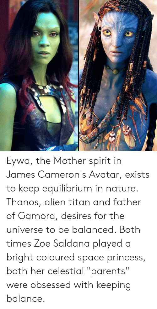 Eywa The Mother Spirit In James Cameron S Avatar Exists To