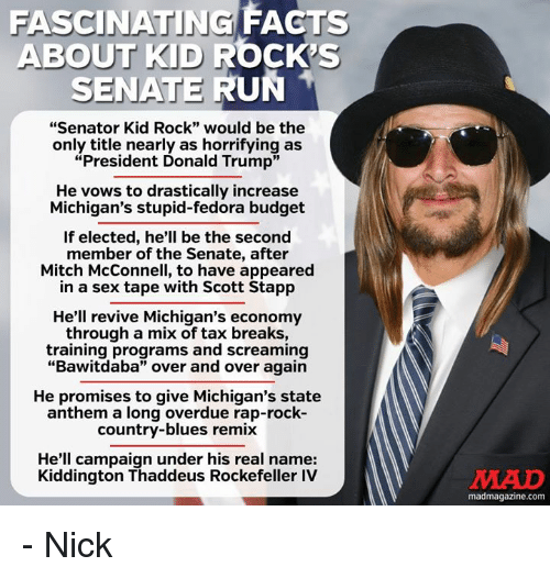 kid rock 4th of july meme