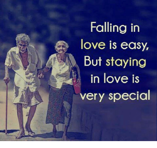 Falling In Love Is Easy But Staying In Love Quotes: 25+ Best Memes About Staying In