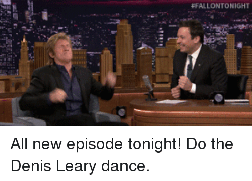 Leary, denis