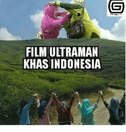Filmes: FILM ULTRAMAN  KHAS INDONESIA