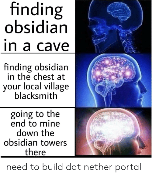 Finding Obsidian In A Cave Finding Obsidian In The Chest Your Local