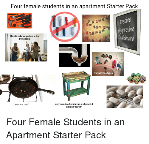 An Apartment Starter Pack Ive Ra