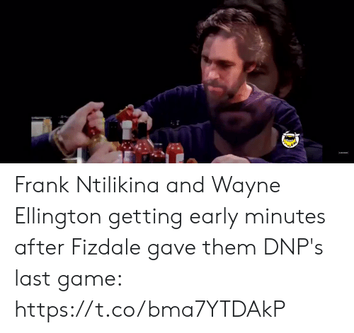 New York Knicks: Frank Ntilikina and Wayne Ellington getting early minutes after Fizdale gave them DNP's last game:   https://t.co/bma7YTDAkP