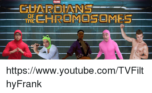 Tvfilthyfrank: FRANKU  GUARDIANS  OF  THE https://www.youtube.com/TVFilthyFrank