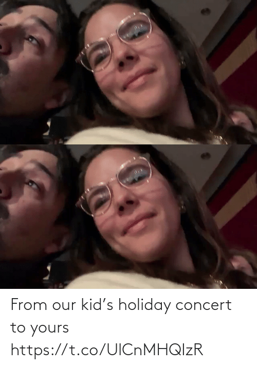 holiday: From our kid's holiday concert to yours https://t.co/UlCnMHQIzR