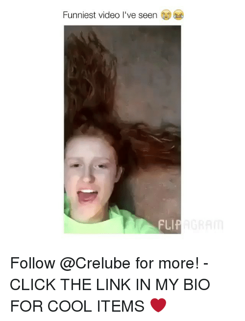 Click, Memes, and Cool: Funniest video l've seen  FLIP  am Follow @Crelube for more! - CLICK THE LINK IN MY BIO FOR COOL ITEMS ❤️
