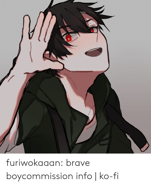 Google, Target, and Tumblr: furiwokaaan:  brave boycommission info | ko-fi